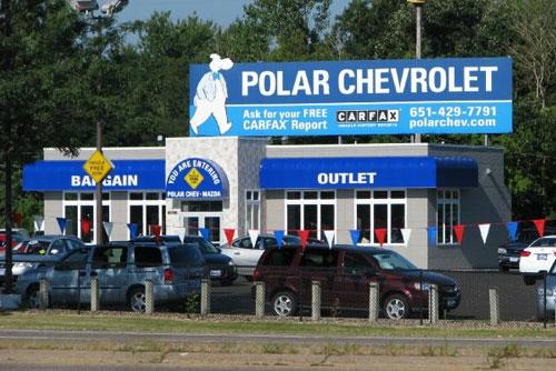 Walser Polar Chevrolet In White Bear Lake Mn Saveon