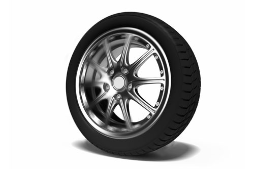 Buy 4 Select Tires, Get Up To An $70 Rebate by Mail at North Brothers Ford