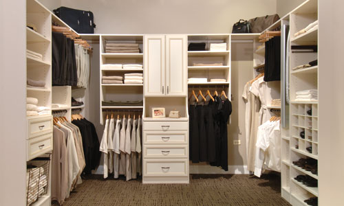 40% OFF PLUS Additional 15% at Closets by Design