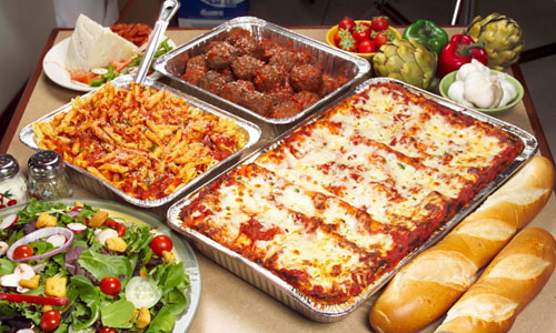 $149.99 Party Package #2 at Rosati's