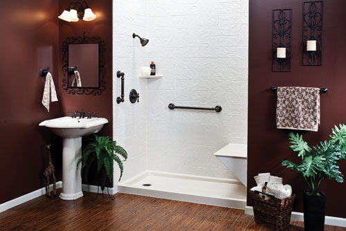 $1,000 OFF Shower/Tub Remodel at Detroit Metro Re-Bath