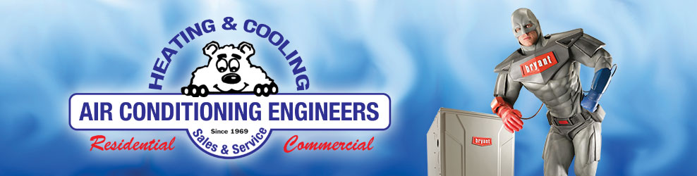 Air Conditioning Engineers in Fraser, MI banner