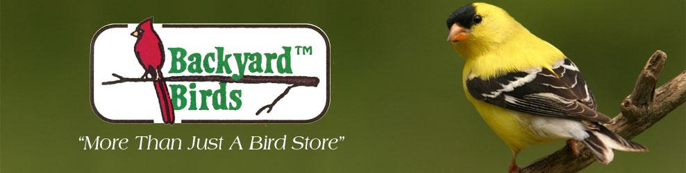 Backyard Birds in Bloomfield Hills, MI banner