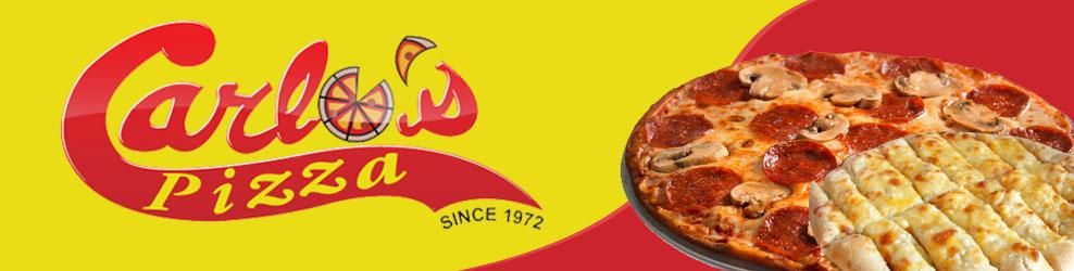 Carlo's Pizza in Clinton Twp, MI banner