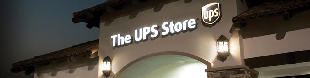 The UPS Store in St. Louis Park, MN banner