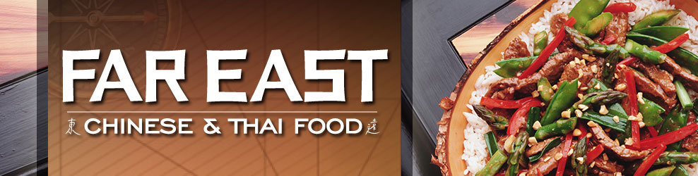 Far East Chinese & Thai Food in Clawson, MI banner