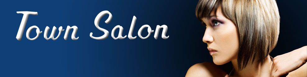 Town Salon in Shelby Twp., MI banner
