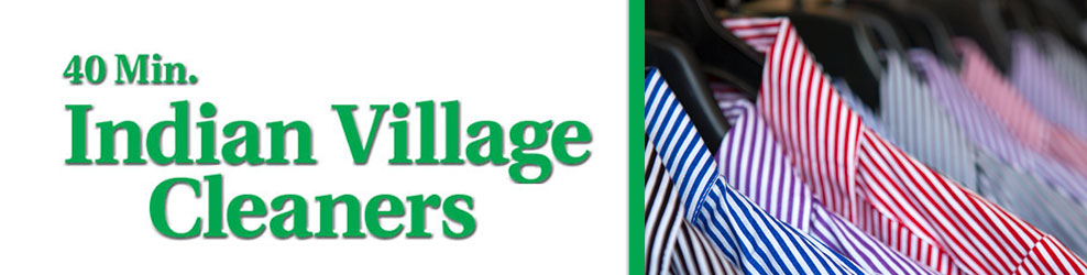Indian Village Cleaners in Grosse Pointe Woods, MI banner