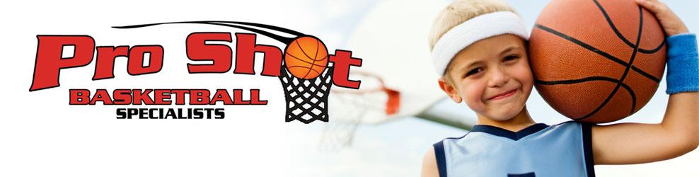 Pro Shot Basketball Specialists in Fenton, MI banner