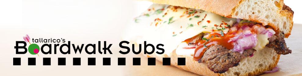 Boardwalk Subs in Kentwood, MI banner