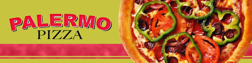 Palermo Pizza in Jenison, MI banner