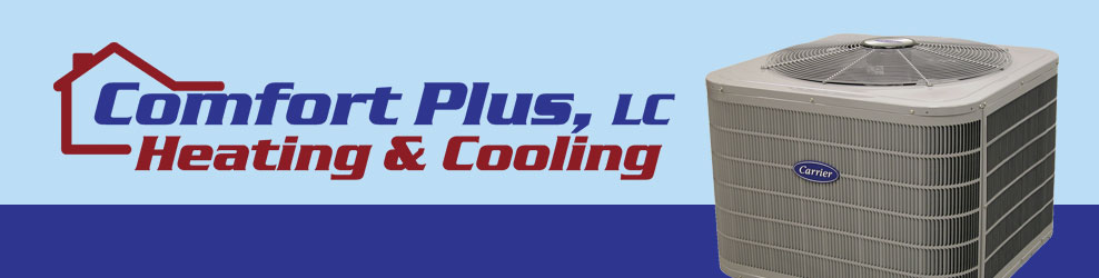 Comfort Plus, LC Heating & Cooling banner