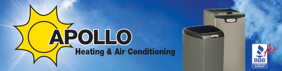 Apollo Heating & Air Conditioning in Maplewood, MN banner