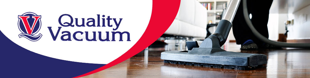 Quality Vacuum in Grand Haven, MI banner