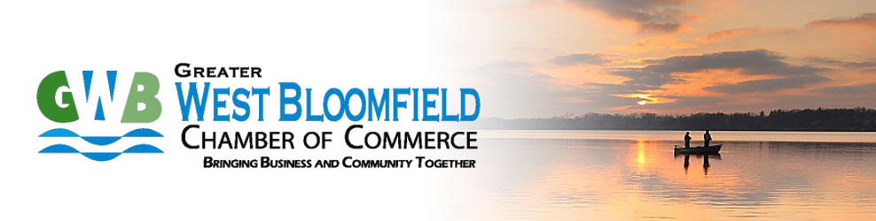 West Bloomfield Chamber of Commerce banner