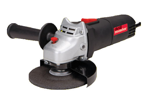 "$9.99 Drillmaster 4-1/2"" Angle Grinder at Harbor Freight"