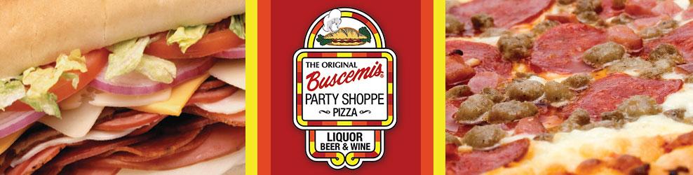 Buscemi's Pizza in Utica, MI banner