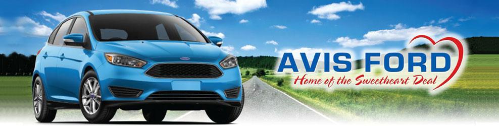 Avis Ford in Southfield, MI banner