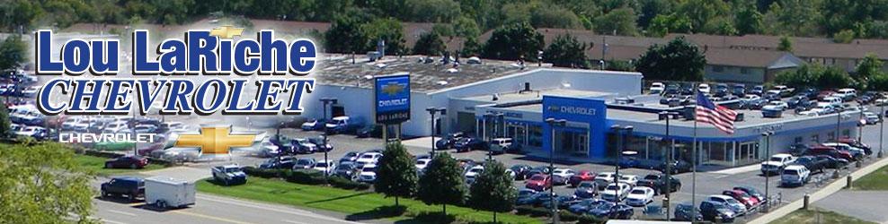 Lou LaRiche Chevrolet in Plymouth, MI banner