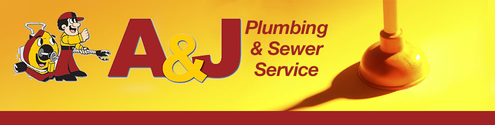 A & J Plumbing & Sewer Service in Detroit, MI banner