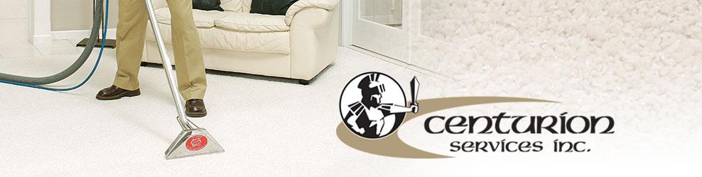 Centurion Carpet & Tile Cleaning in Warren, MI banner