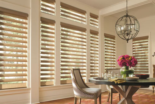 $1,200 Whole House of New Blinds Installed at Villa Carpets