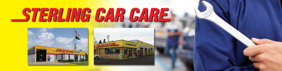 Sterling Car Care in Sterling Hts., MI banner