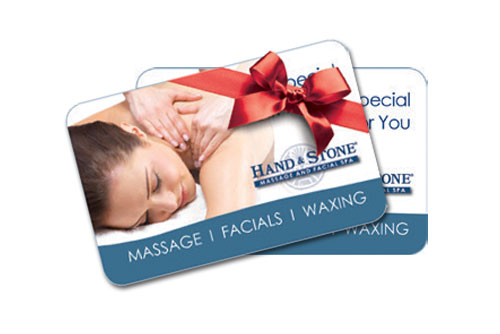$69.95 One Hour Massage Or Facial Gift Card at Hand & Stone Massage and Facial Spa