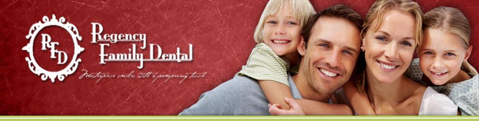 Regency Family Dental in Shelby Twp., MI banner