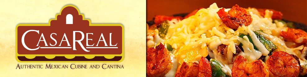 Casa Real Authentic Mexican Cuisine & Cantina in Madison Hts., MI banner