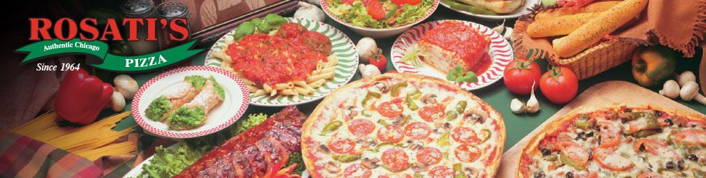 Rosati's Pizza of Mundelein banner