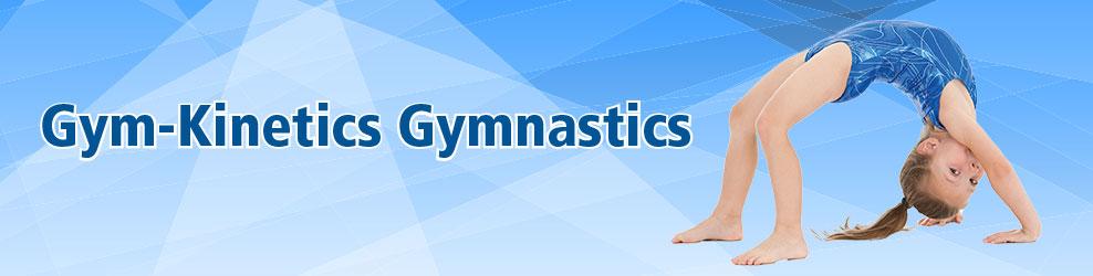 Gym-Kinetics Gymnastics in Mokena, IL banner