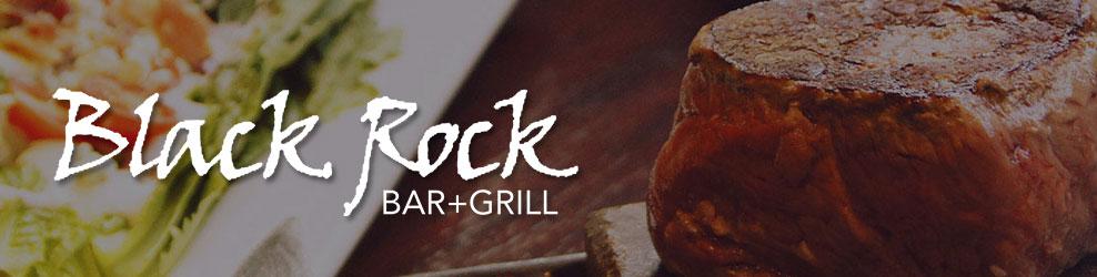 Black Rock Bar & Grill in Utica, MI banner