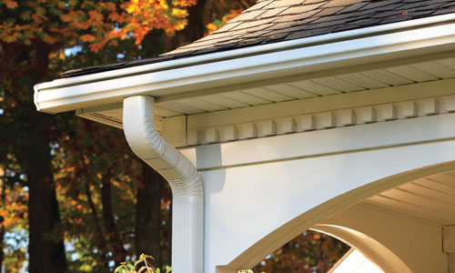 15% OFF Any Complete Job with Gutters at Saline Siding