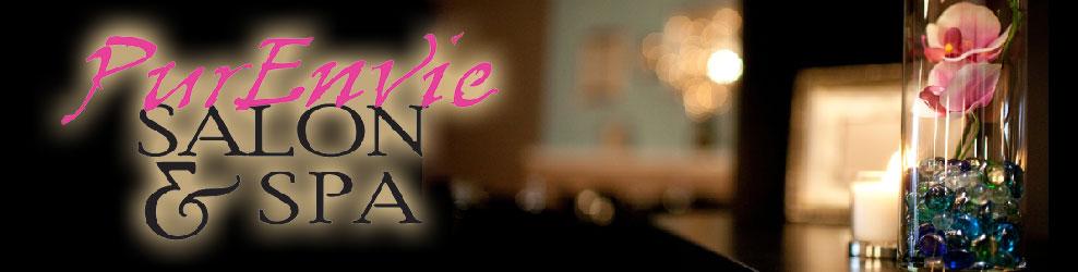 PurEnvie Salon & Spa in Troy, MI banner