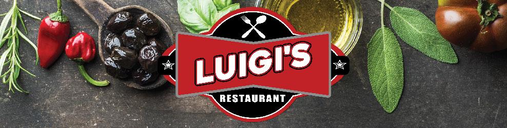 Luigi's Family Restaurant in Auburn Hills, MI banner