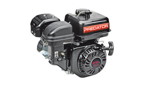 $99.99 Predator 6.5 HP (212 CC) OHV Horizontal Shaft Gas Engine at Harbor Freight