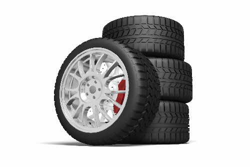 Buy 4 Select Tires, Get A $70 Rebate by Mail at Suburban Ford