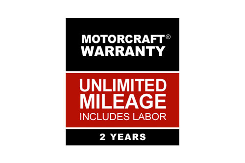 Motorcraft Warranty at Russ Milne