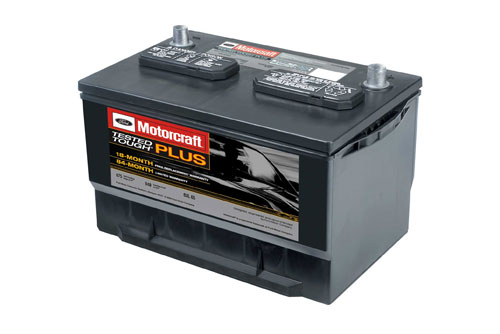 $99.95 MSRP* Motorcraft Tested Tough Plus Batteries at Russ Milne