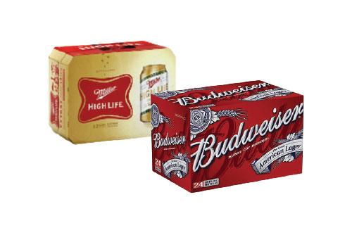 $17.99 Miller & Budweiser at Dundee Exxon
