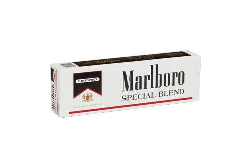 $77.30 Marlboro Special Blend Cigarettes at Dundee Exxon