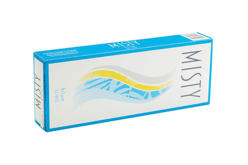 $84.99 Misty Cigarettes at Dundee Exxon