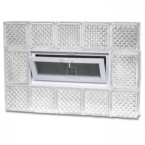 Basement Window Only $59.95 at Experienced Glass Block