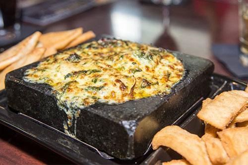 FREE Dueling Pretzels Or Spinach Artichoke Dip at Black Rock