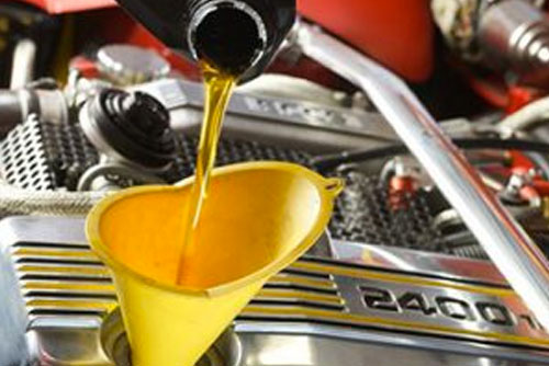 The Works® Synthetic Blend Oil Change and More at Avis Ford