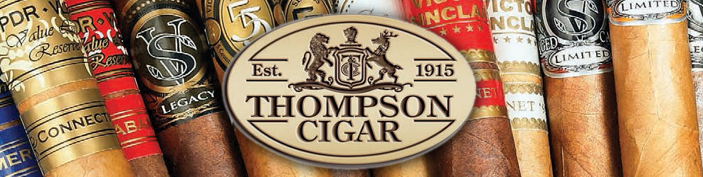 Thompson Cigar in Metro Detroit banner
