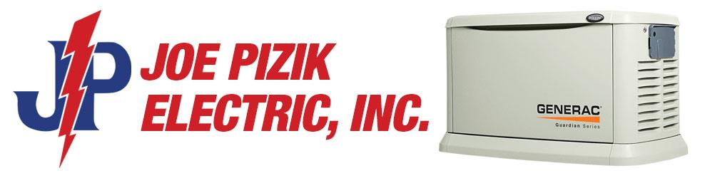 JP Joe Pizik Electric, Inc. in Troy, MI banner