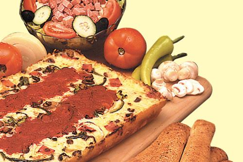 $24.99 Family Combo at Shield's Pizza