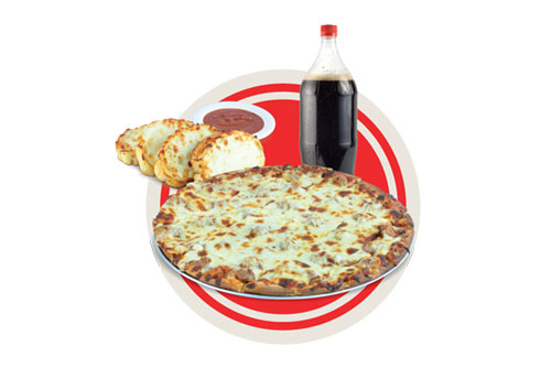 $28.99 Pizza Potluck at Red's Savoy Pizza
